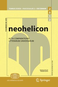 Cover Neohelicon