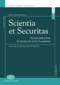 Cover Scientia et Securitas