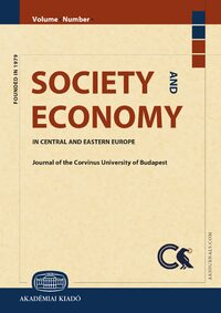 Cover Society and Economy