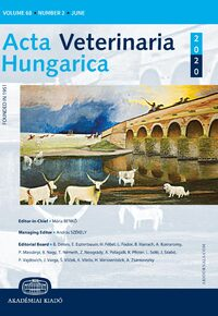 Cover Acta Veterinaria Hungarica