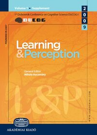 Cover Learning & Perception