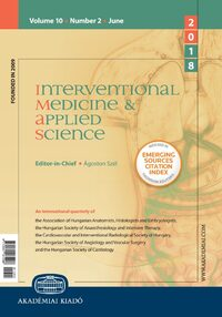 Cover Interventional Medicine and Applied Science