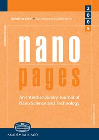 Cover Nanopages