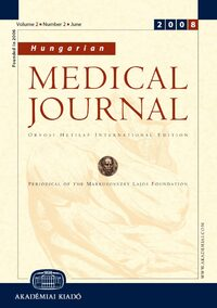 Cover Hungarian Medical Journal